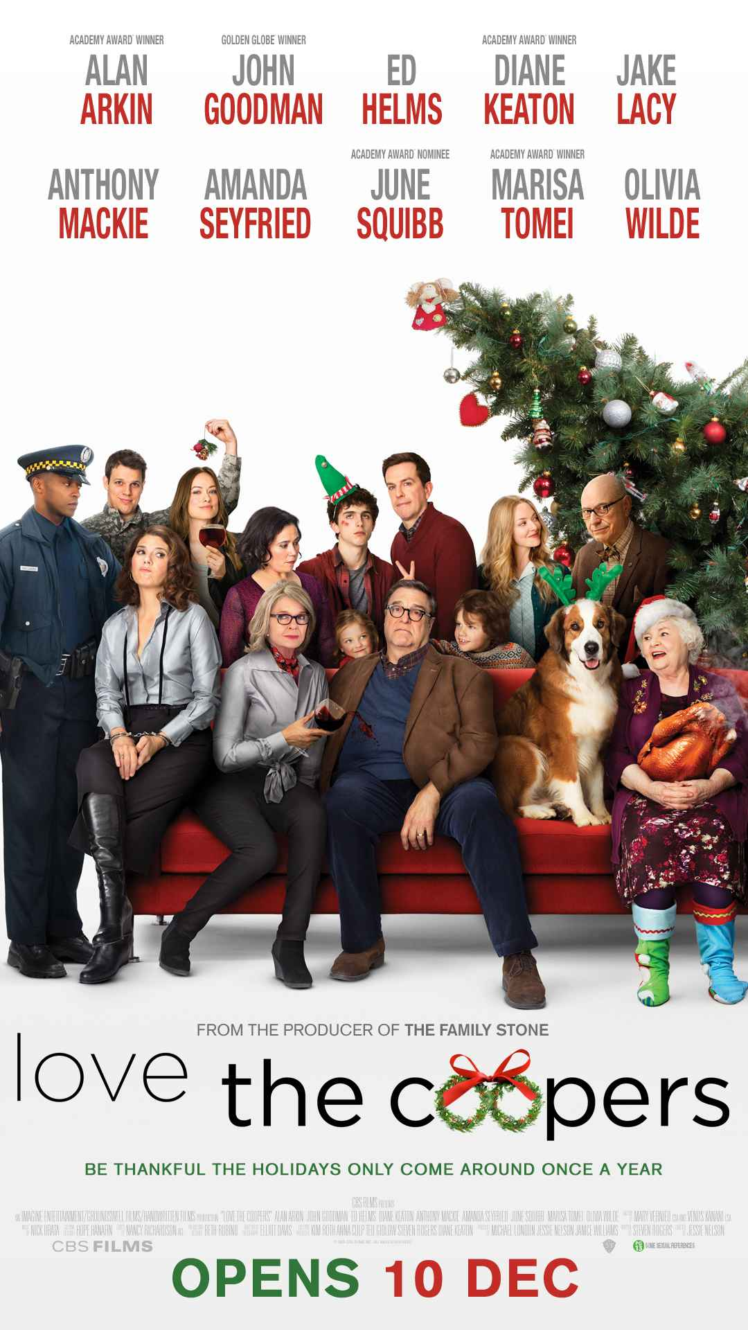 Love the Coopers | e-ramblings